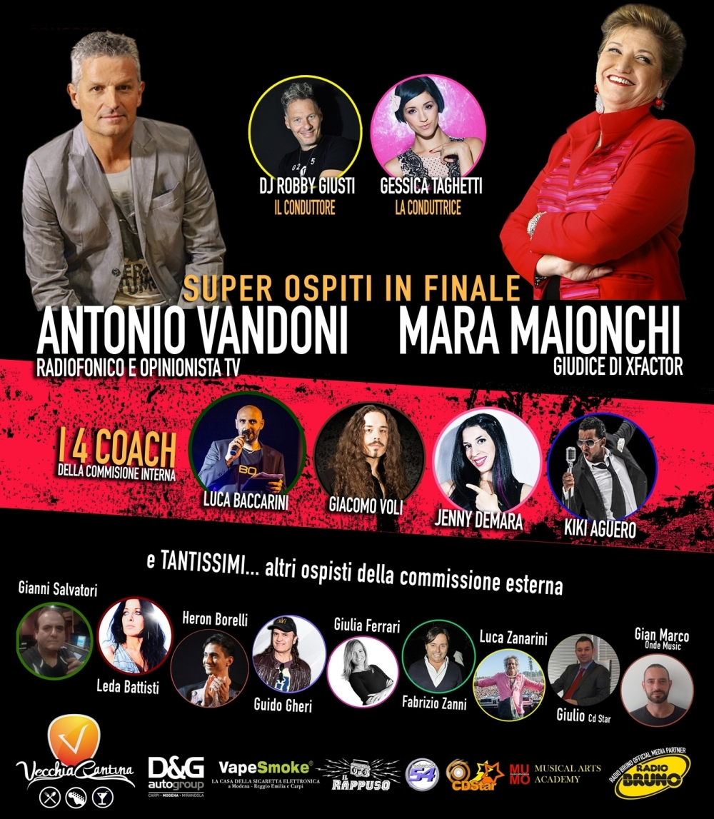 - Concorso di canto Talent Vocal
